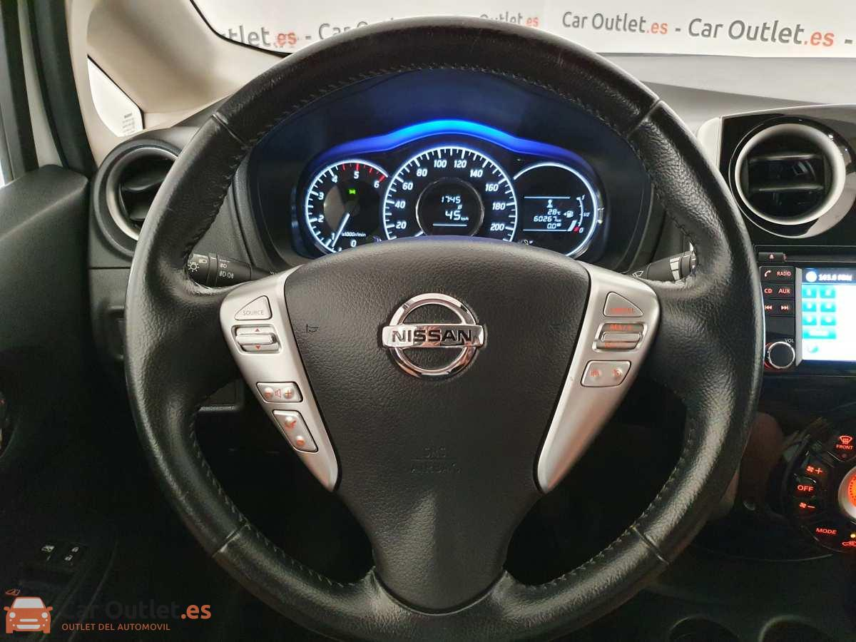 17 - Nissan Note 2016