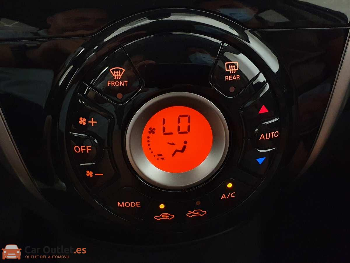 25 - Nissan Note 2016