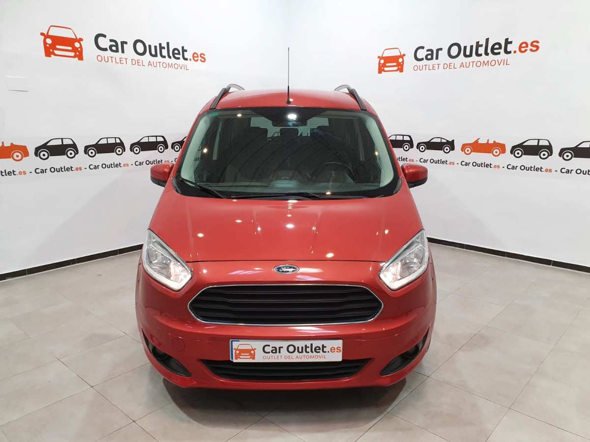 1 - Ford Tourneo Courier 2016