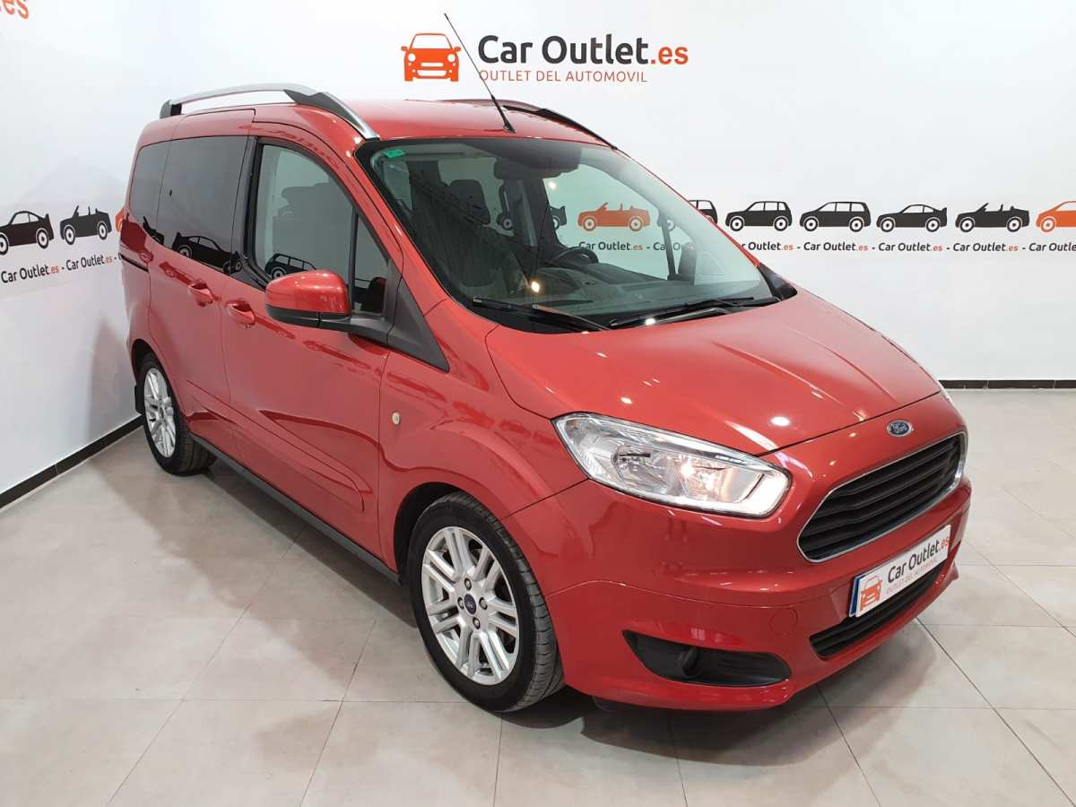 2 - Ford Tourneo Courier 2016