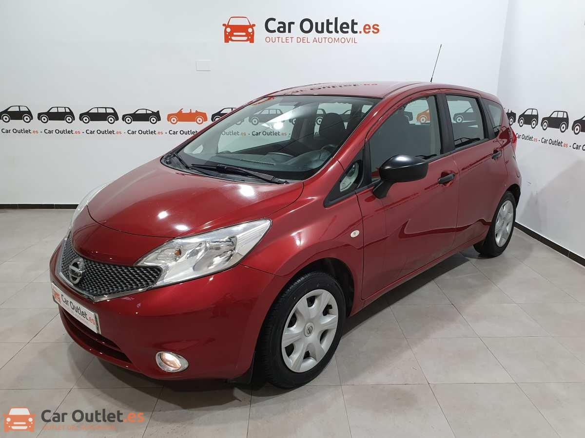 0 - Nissan Note 2014