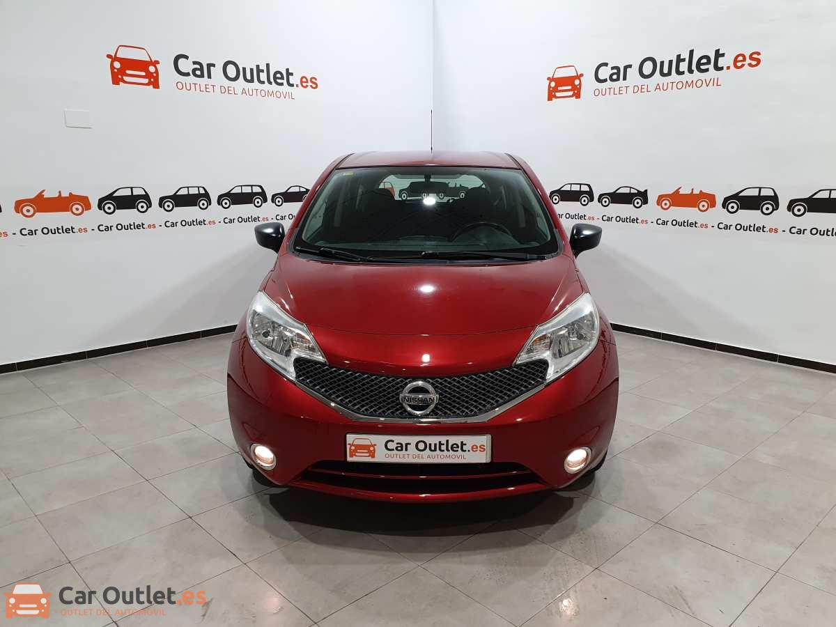 1 - Nissan Note 2014