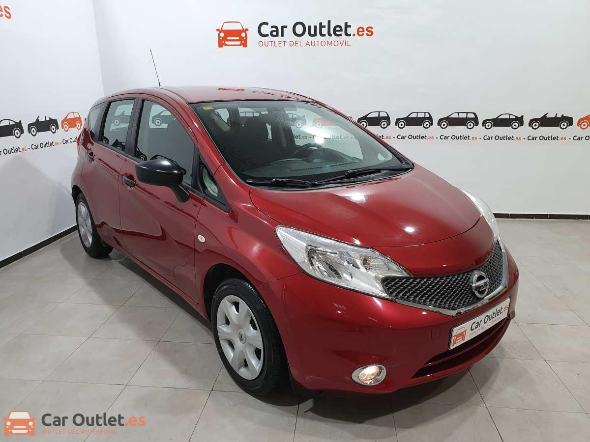 2 - Nissan Note 2014