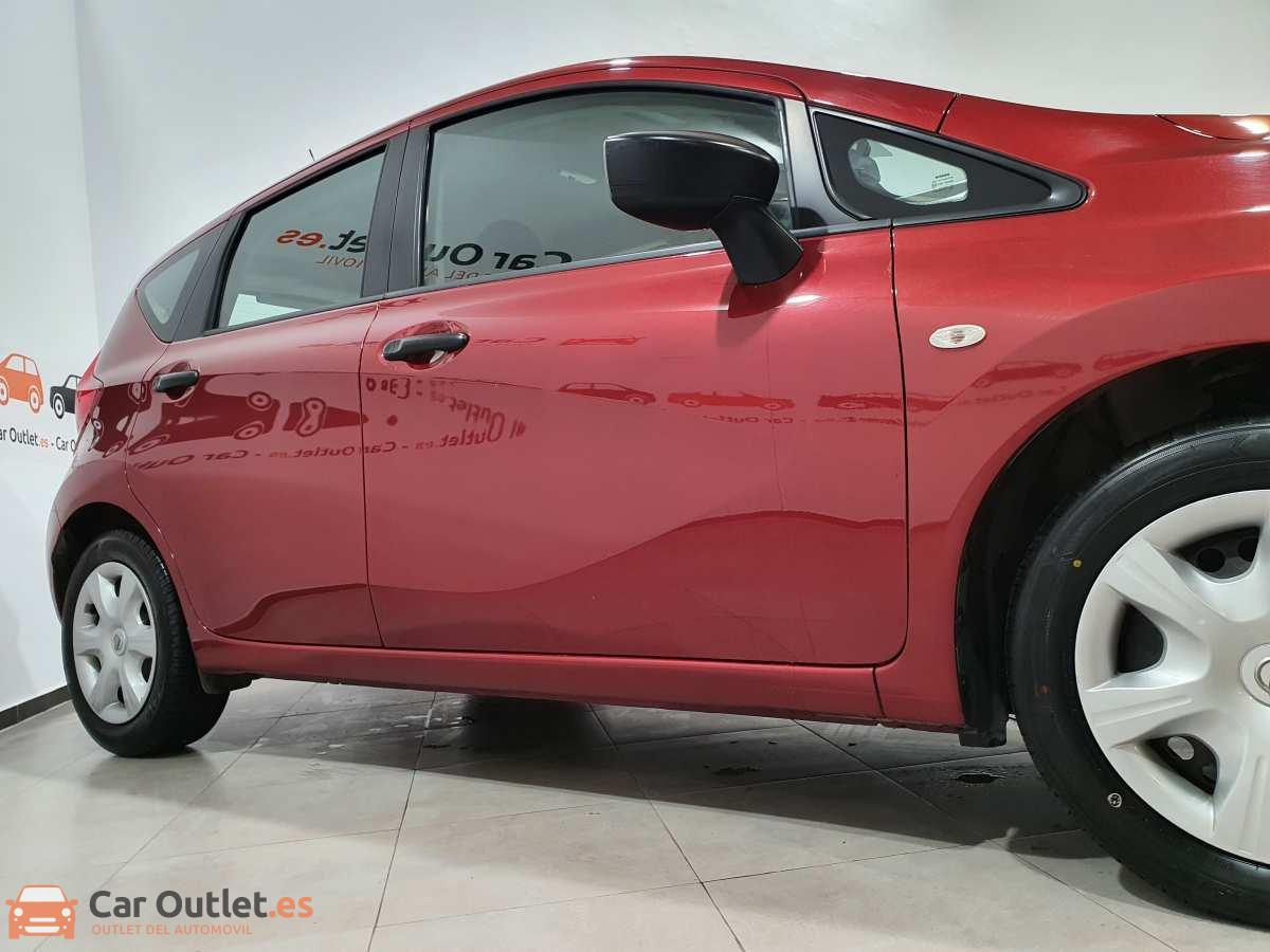 3 - Nissan Note 2014