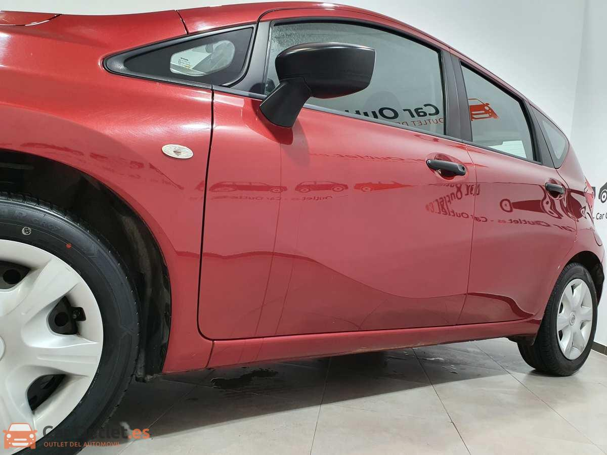 4 - Nissan Note 2014