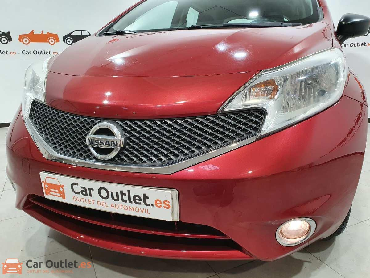 6 - Nissan Note 2014
