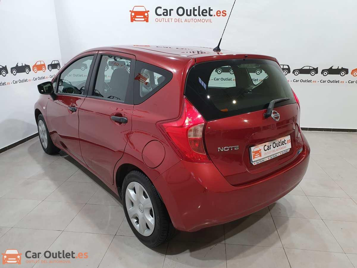 7 - Nissan Note 2014