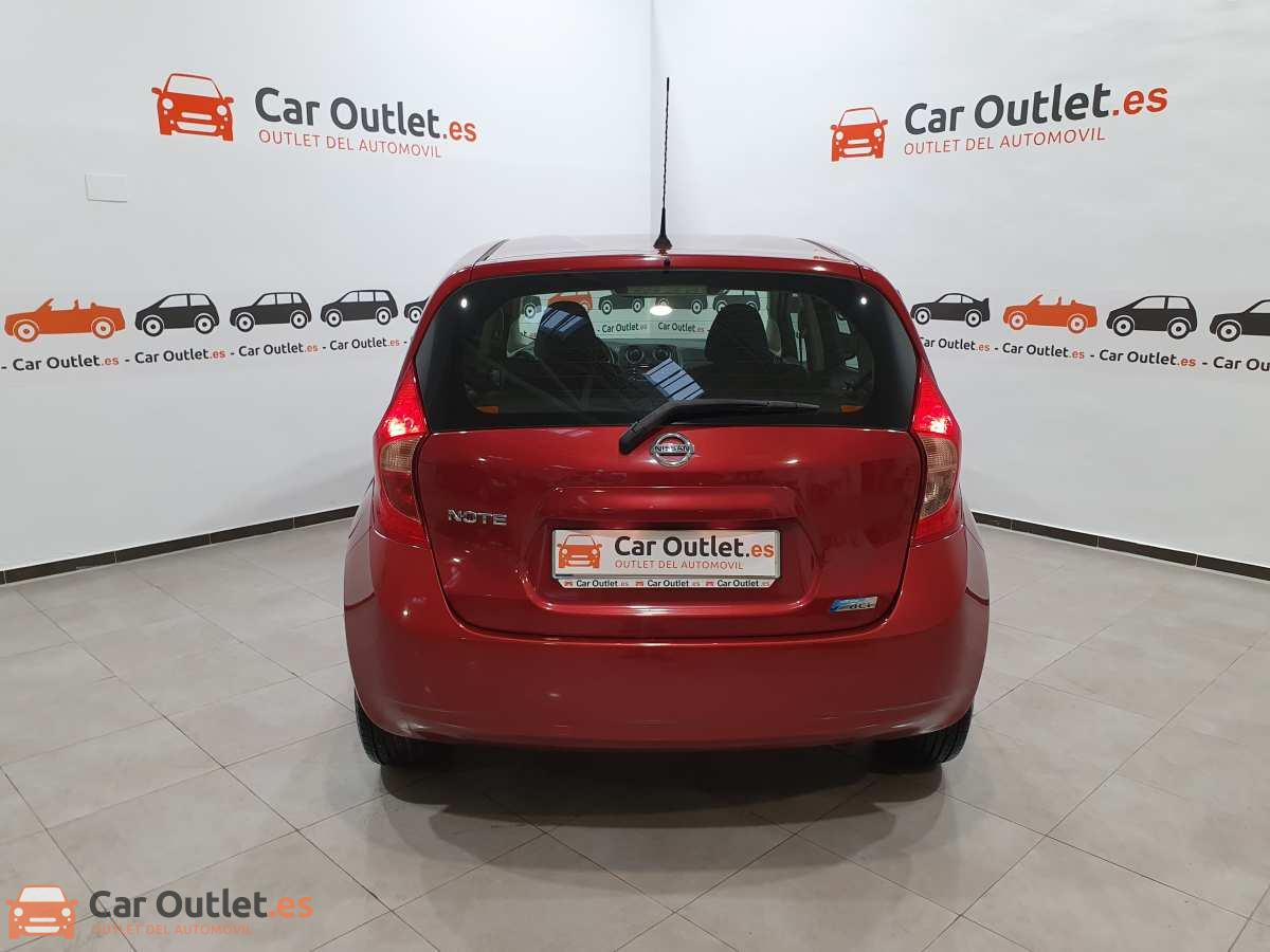 8 - Nissan Note 2014