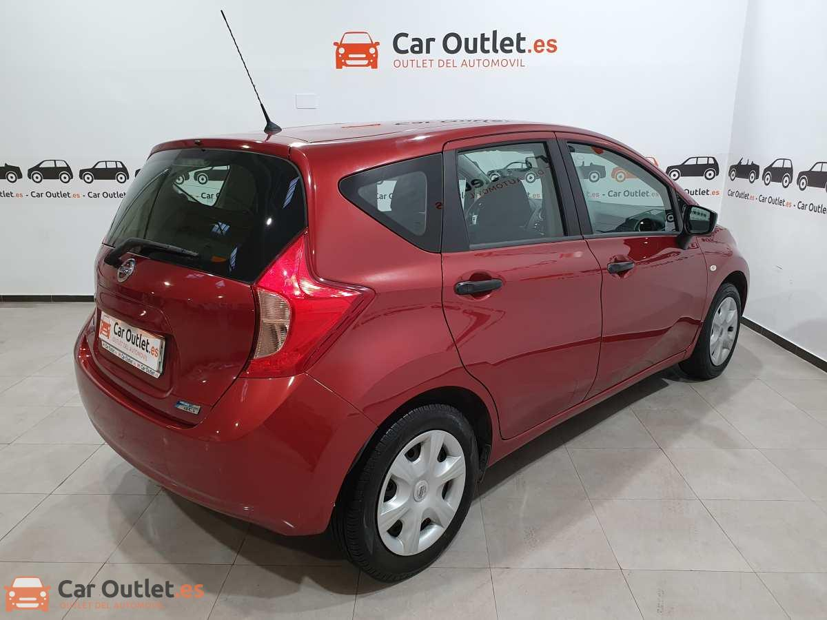 9 - Nissan Note 2014