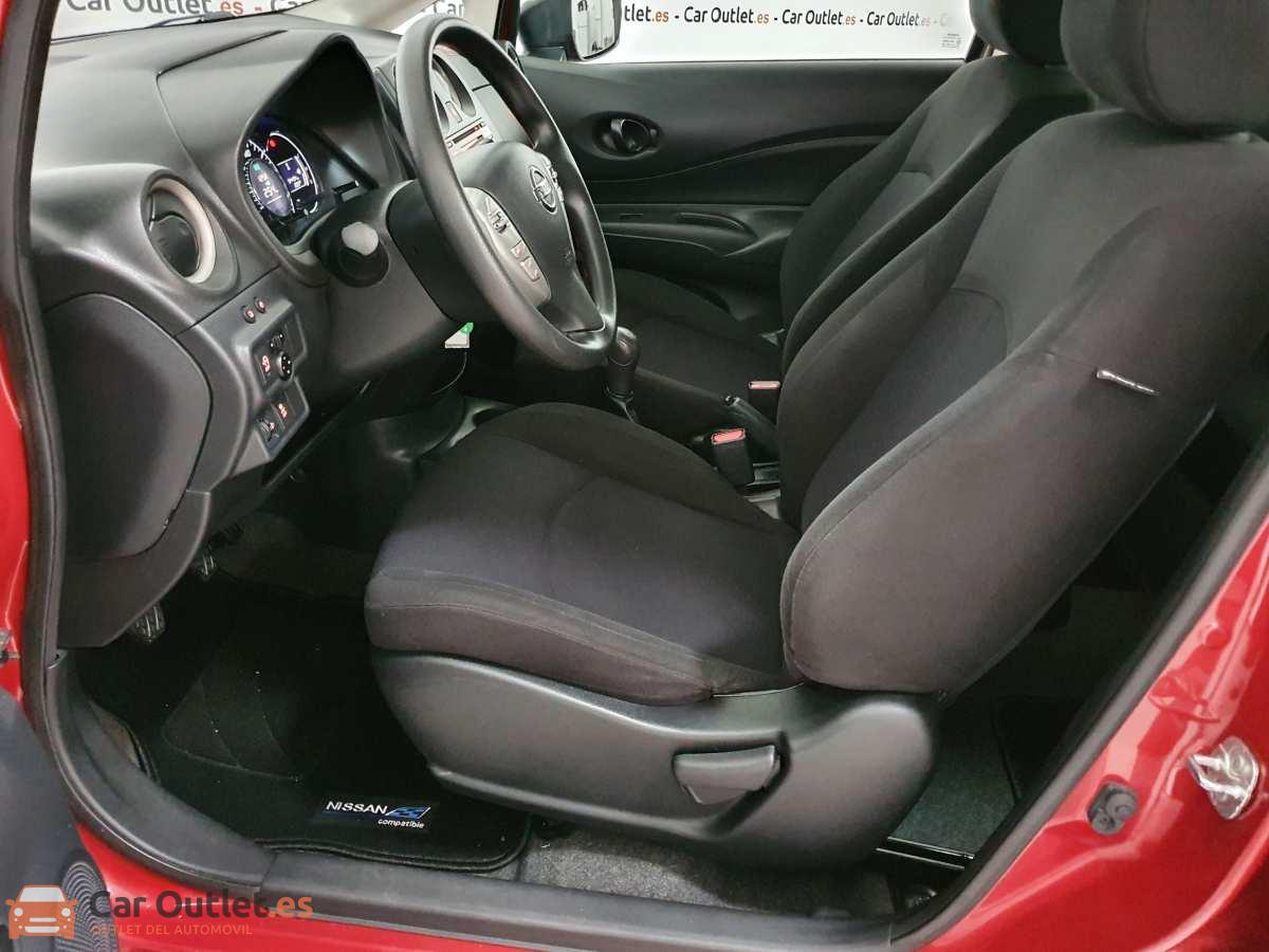 13 - Nissan Note 2014