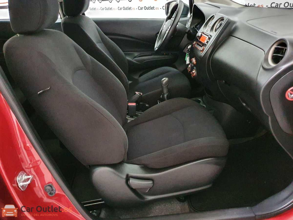14 - Nissan Note 2014