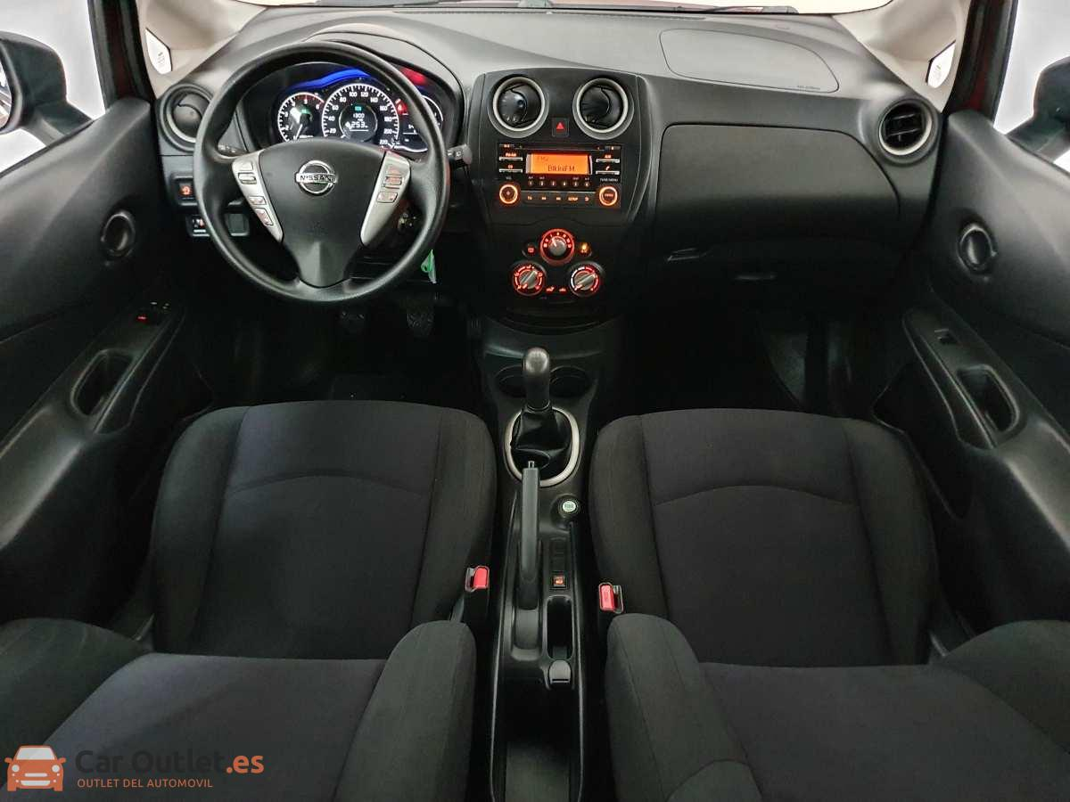 15 - Nissan Note 2014