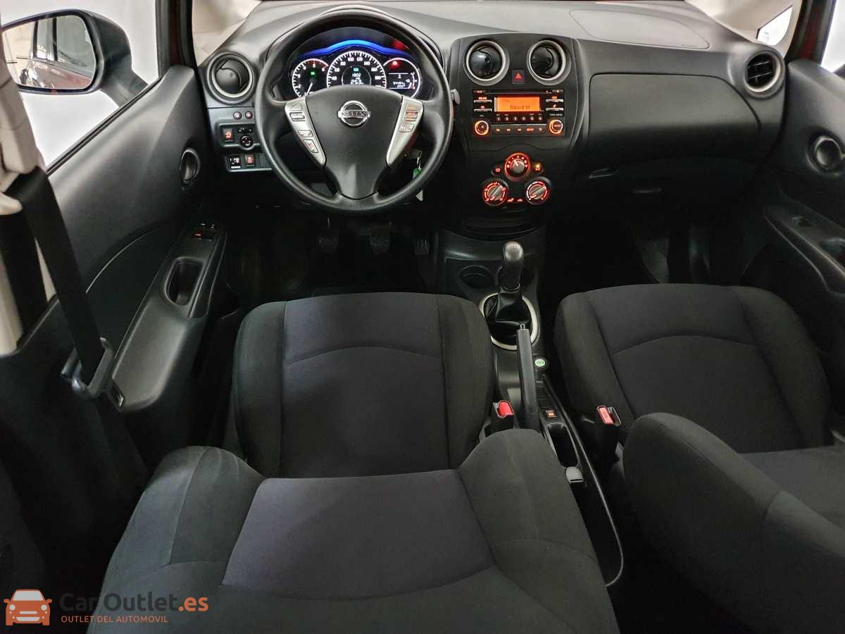 17 - Nissan Note 2014
