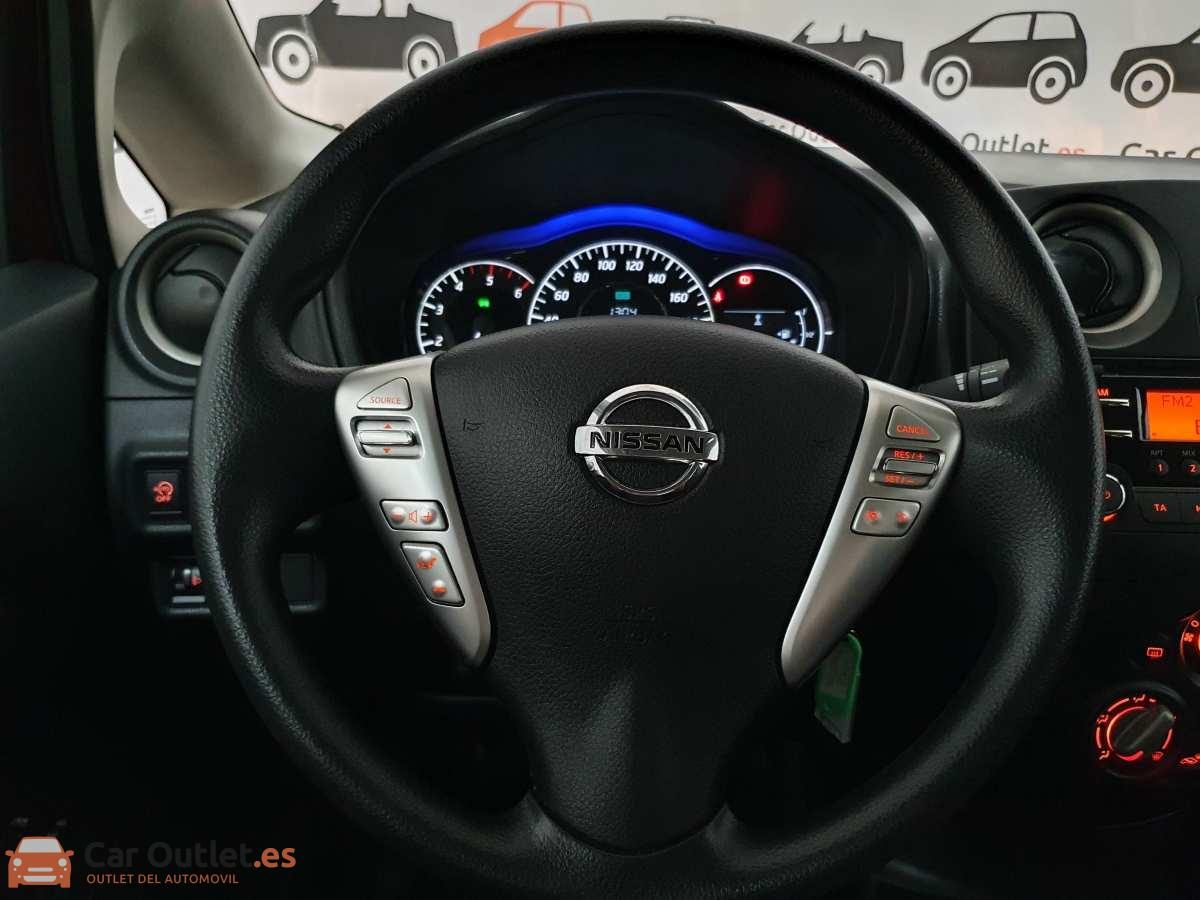 20 - Nissan Note 2014