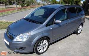 Opel Zafira Diesel - 2009