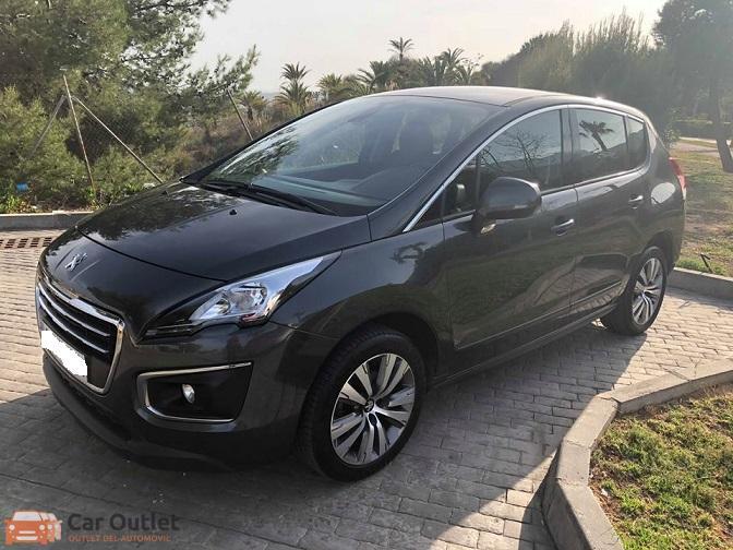 3 - Peugeot 3008 2014
