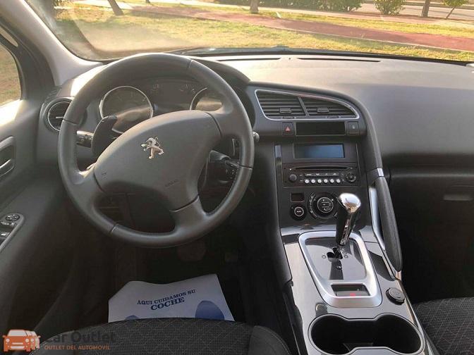 5 - Peugeot 3008 2014