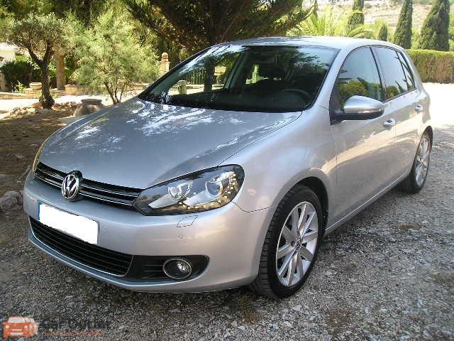 Volkswagen Golf Diesel - 2012
