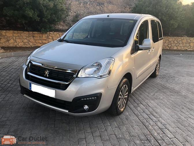 10 - Peugeot Partner 2016