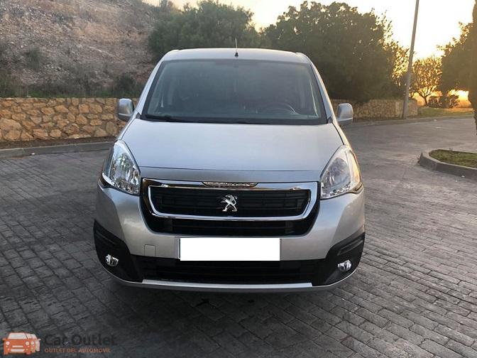 5 - Peugeot Partner 2016