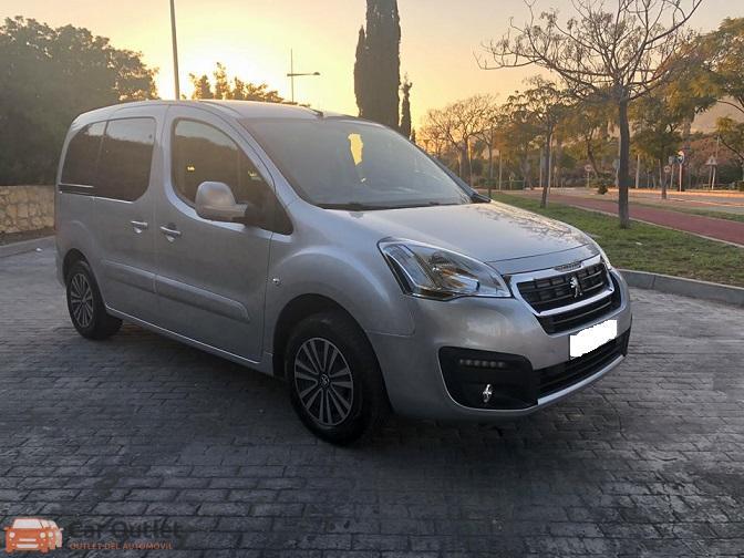 9 - Peugeot Partner 2016
