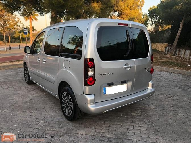 1 - Peugeot Partner 2016