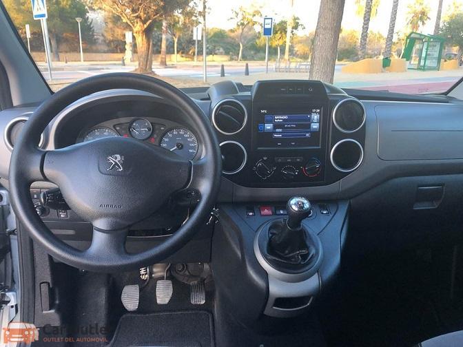 4 - Peugeot Partner 2016
