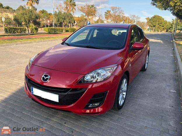 0 - Mazda 3 2010
