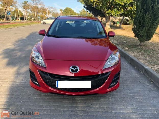 1 - Mazda 3 2010