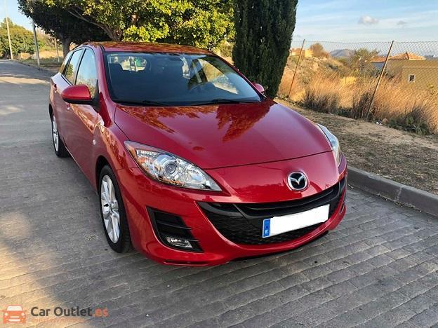 2 - Mazda 3 2010