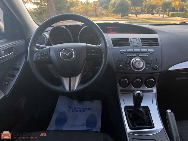 8 - Mazda 3 2010