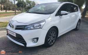 Toyota Verso Petrol - 2013