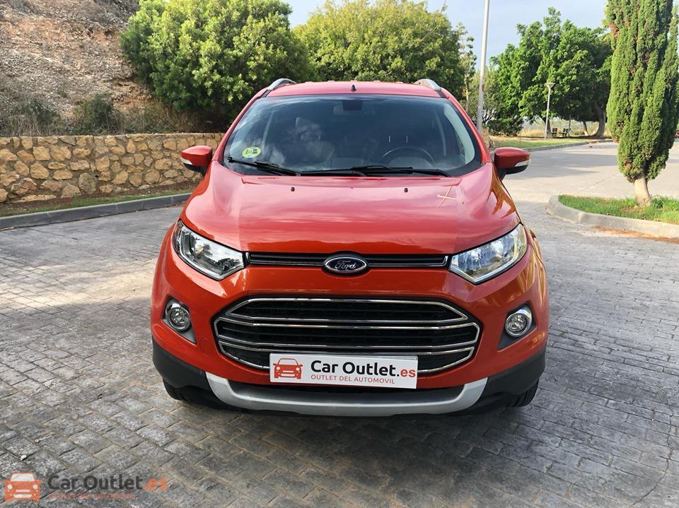 1 - Ford EcoSport 2015