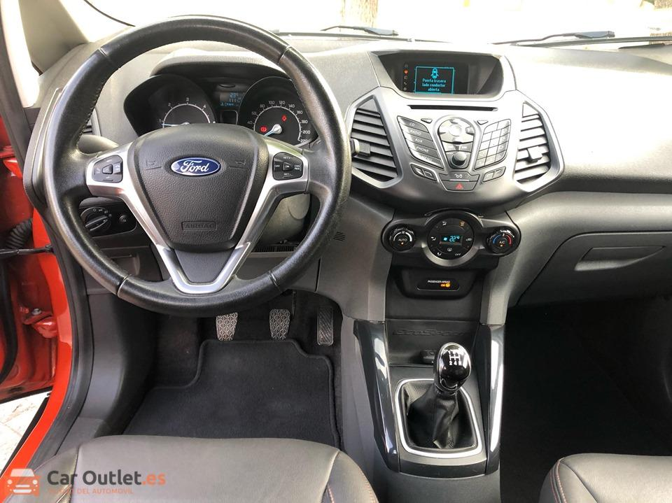 9 - Ford EcoSport 2015