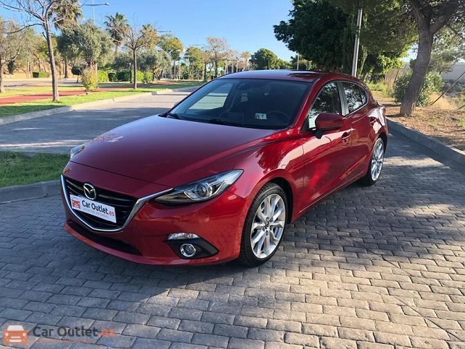Mazda 3 Diesel - 2013