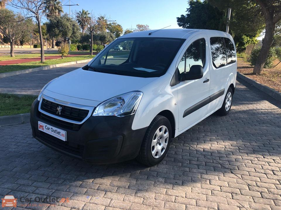 Peugeot Partner Diesel - 2016