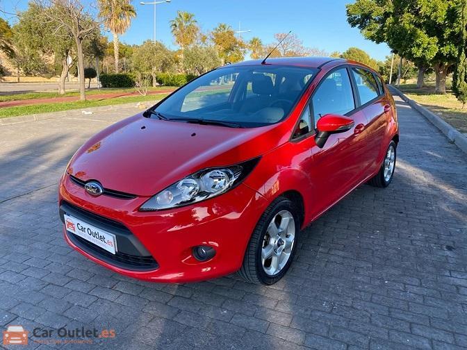 0 - Ford Fiesta 2011