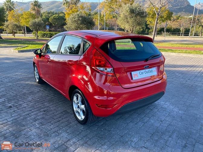 5 - Ford Fiesta 2011