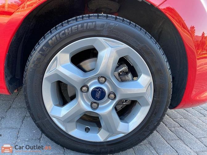 10 - Ford Fiesta 2011