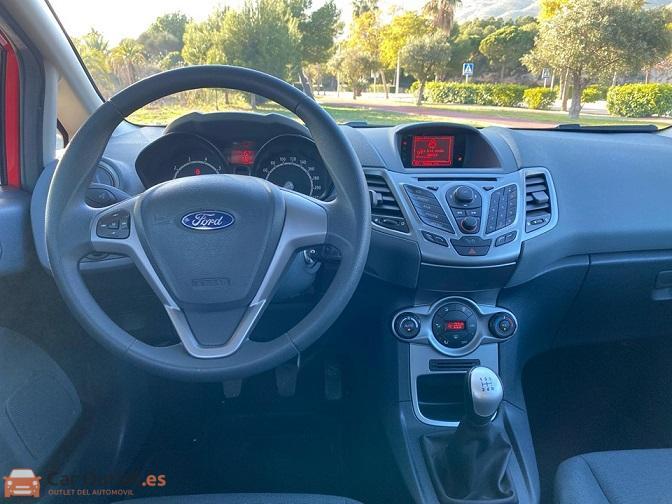 12 - Ford Fiesta 2011