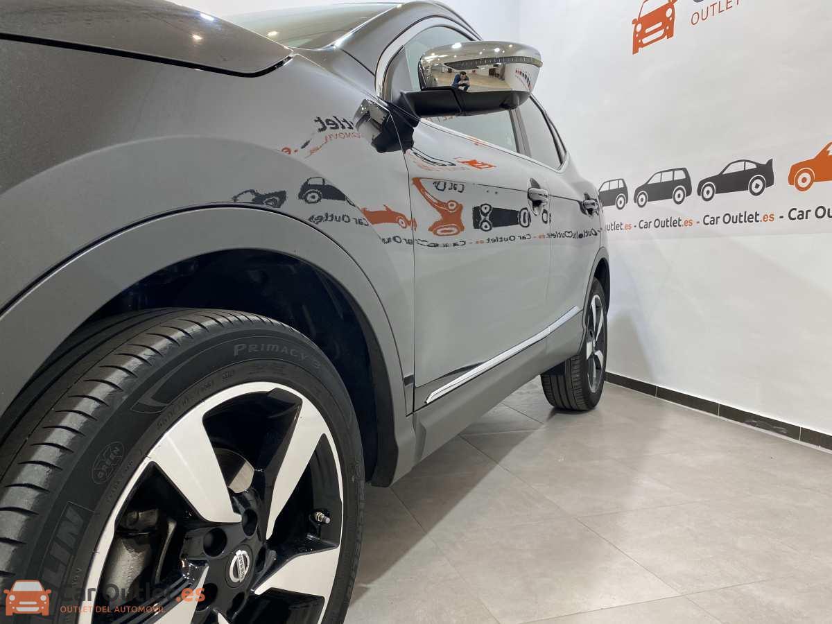 4 - Nissan Qashqai 2017