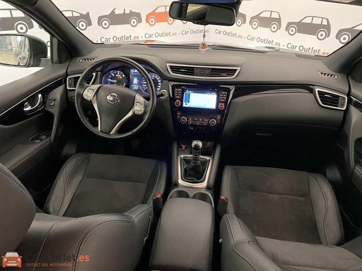 10 - Nissan Qashqai 2017