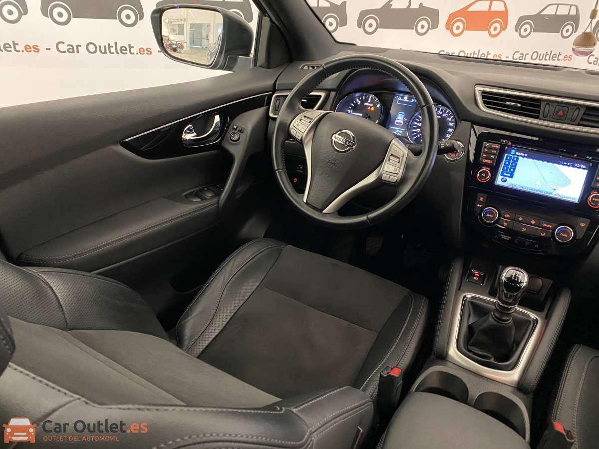 11 - Nissan Qashqai 2017