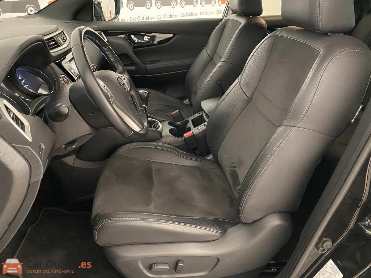 13 - Nissan Qashqai 2017