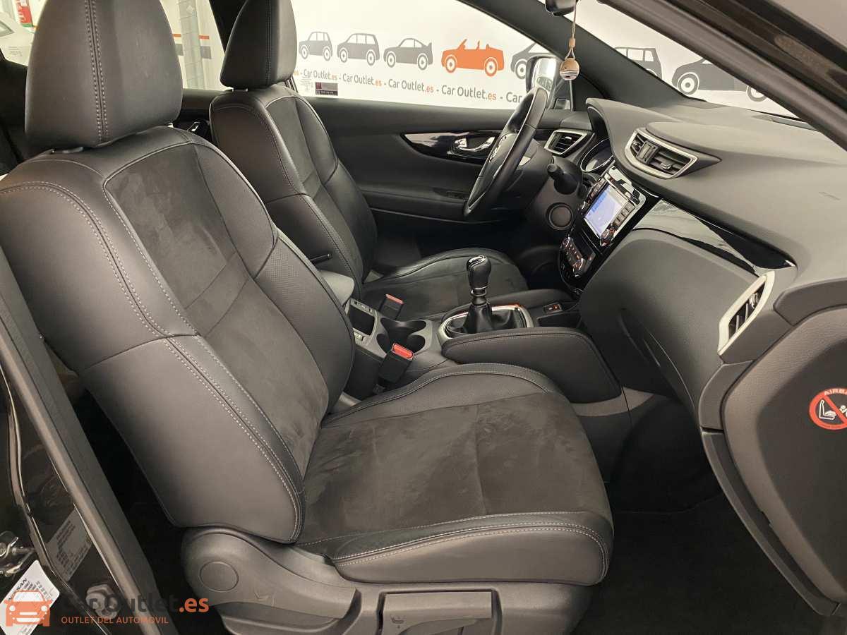 16 - Nissan Qashqai 2017
