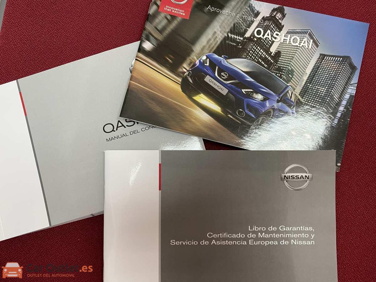 30 - Nissan Qashqai 2017