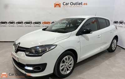 Renault Megane Diesel / gas-oil - 2015