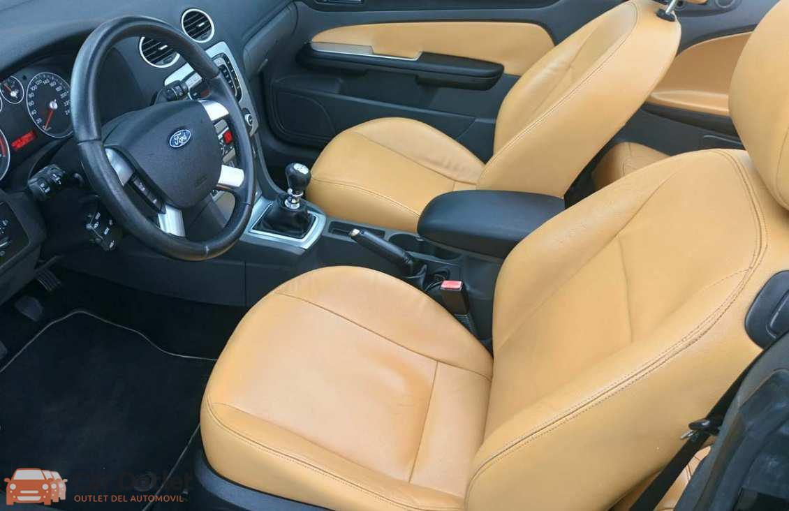 3 - Ford Focus 2007 - CABRIO