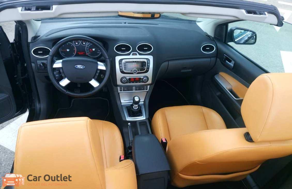 11 - Ford Focus 2007 - CABRIO
