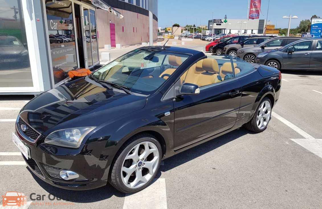 0 - Ford Focus 2007 - CABRIO